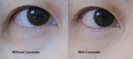 mac studio finish skin corrector temptalia